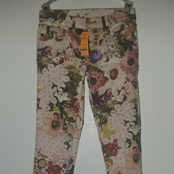 Tory Burch Pants - Tori Burch Izzy Ankle Skinny Pants Sz 25